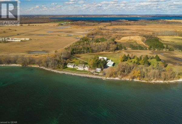 4698 COUNTY ROAD 8 Road, Prince Edward County****SOLD****