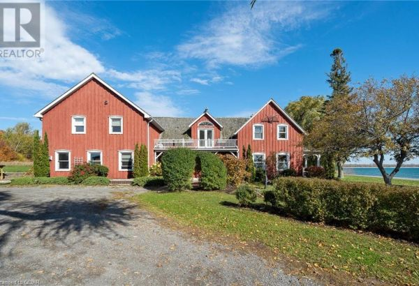 2721 COUNTY ROAD 12 Road, Prince Edward County***SOLD***