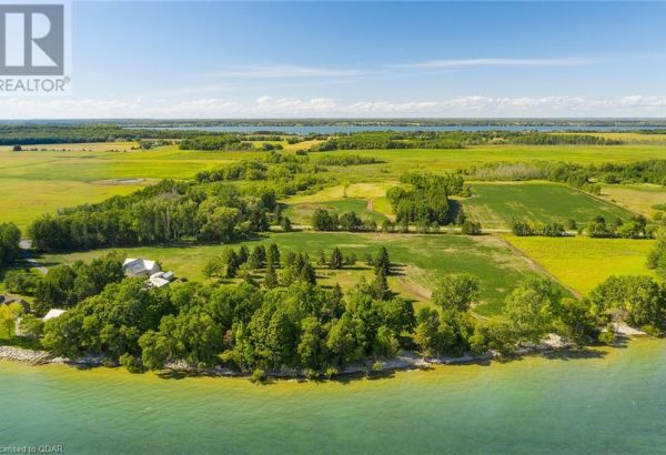 4698 COUNTY ROAD 8 ., Prince Edward County