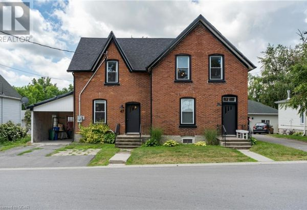 47 WASHBURN STREET, Prince Edward County****SOLD****