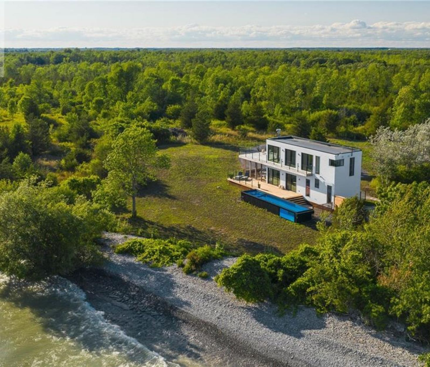 494E OSTRANDER POINT Road, Prince Edward County