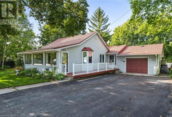 32 WELLINGTON STREET, Prince Edward County****SOLD CONDITIONALLY****